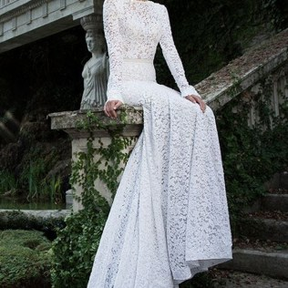 Long Sleeved Wedding Dresses 45 Perfect Gowns For Brides!