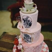 Mad Hatter's Tea Party Wedding · Rock N Roll Bride