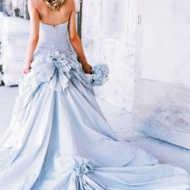 Meaning Of The Colored Wedding Dresses