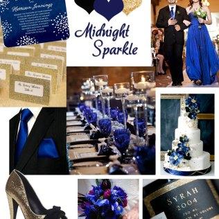 Midnight Blue, Wedding And Prom Themes On Emasscraft Org