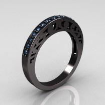 Modern Wedding Ring Men Wedding Bands Men Wedding Rings And