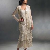 Mother Of The Bride Dresses Country Western Style