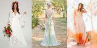 Non Traditional Beach Wedding Dress