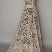 Old Lace Wedding Dress