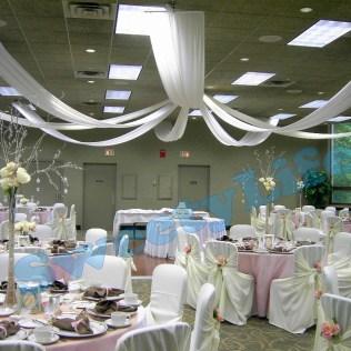 Online Get Cheap Wedding Ceiling Drapes