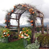 Outdoor Wedding Decoration Ideas For Fall