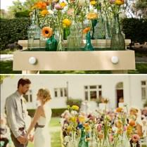 Outdoor Wedding Tree Decorations
