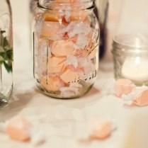 Peach Wedding Decorations Ideas
