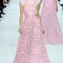 Pink Sparkly Wedding Dresses