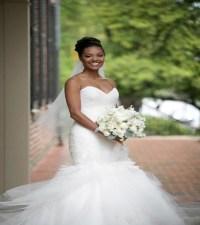 African American Wedding Dress