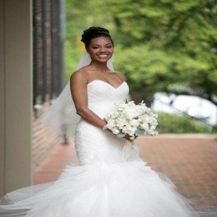 Popular African American Wedding Dresses