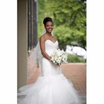 Popular African Wedding Gowns
