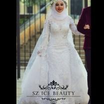 Popular Beautiful Abayas For Weddings