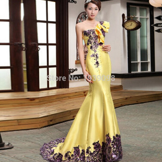 Popular Evening Gowns Wedding