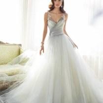 Popular Grey Wedding Dresses