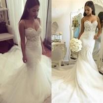 Popular Mermaid Wedding Dress
