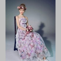 Popular Wedding Dresses Purple
