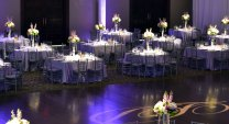 Purple Silver Wedding, Receptions And Satin On Emasscraft Org
