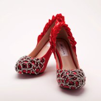 Red Wedding Shoes, Bridal Shoes, Cheap Wedding Shoes Online