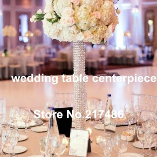 Romantique Wedding Reception Interesting Tall Glass Vases For