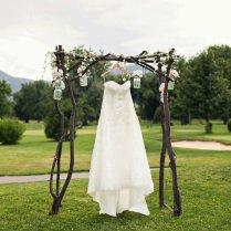 Rustic Wedding Arch By Molliele On Etsy