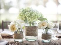 Rustic Wedding Table Ideas Pinterest Rustic Wedding Table