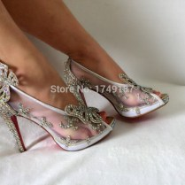 Sandal Wedding Shoes Picture