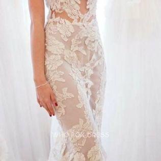 Sheer Wedding Dress, Wedding Dressses And Dress Wedding On Emasscraft Org