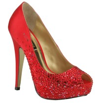 Shoes Preston Mia Blake Charley Devine Crystal Bridal Fascinating