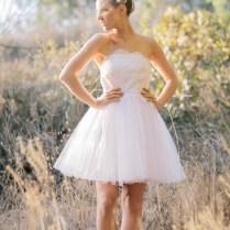 Short Wedding Dress Trends For 2014