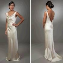 Silk Wedding Dresses Inspirations