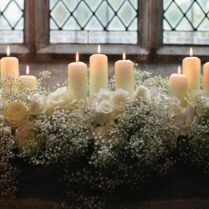 Small Country Church Wedding Decorations – Wedding Celebration Blog
