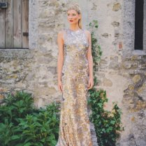 Sparkling Magic Bold Sequin Dress For Your Beach Wedding – Beach