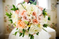 Spring Flower Arrangements For Weddings On Wedding Flowers With