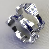 Star Wars Wedding Rings And Bands