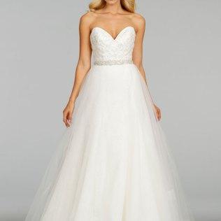 Strapless Tulle Dress