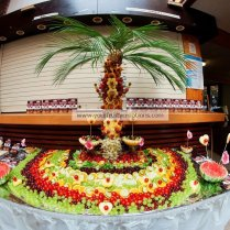 Stunning Fruit Displays For Weddings!!!