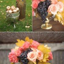 Sweet And Unique Wedding Centerpiece Idea