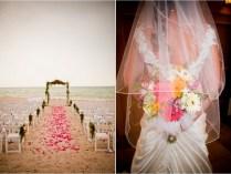 Sweet Pink Beach Wedding Ideas!