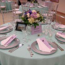 Table Wedding Reception Table Ideas