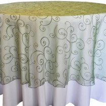 Table Overlays Wedding, Table Toppers, Table Overlay Wholesale