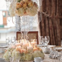 Table Wedding Centerpieces