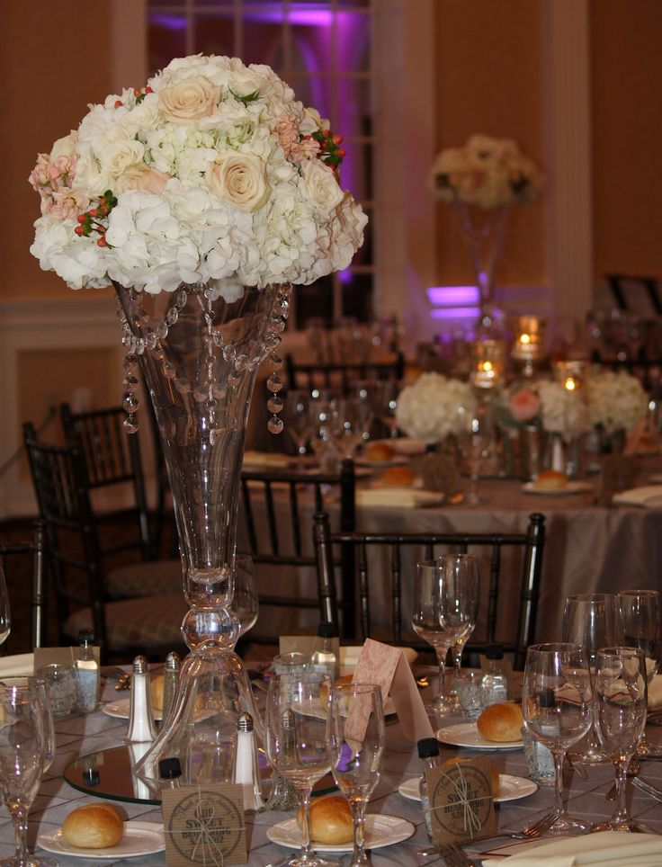 Tall Glass Vases For Wedding Centerpieces