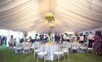 Tent Liners, Drapes, Pole Covers