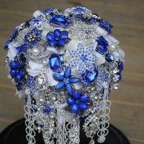 The Brooch Wedding Bouquet