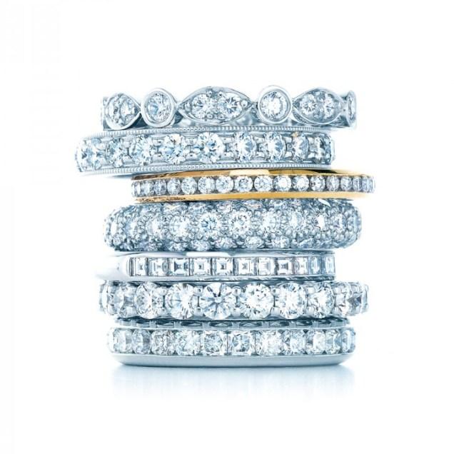 Tiffany & Co Diamond Profile Gallery