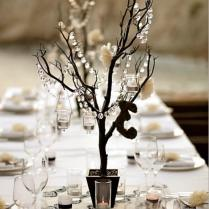 Tree Table Decorations Weddings Pictures