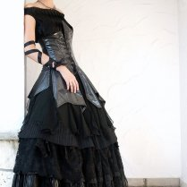 Tripp Black Lace