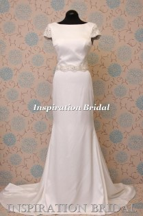 Vintage 1920s 1930s 20s 30s Style Wedding Dress Johanna Johnson