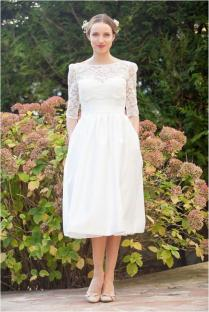 Vintage Inspired Wedding Dresses Alesandra Paris